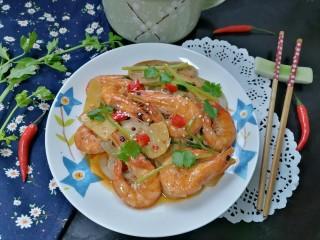 麻辣干鍋蝦