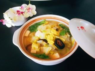 豆腐丸子湯