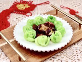 年夜饭必备的香菇油菜