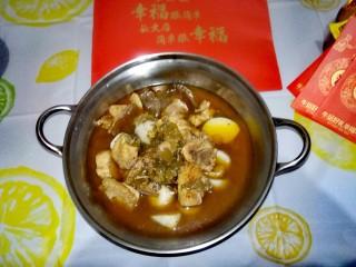 酸菜芋圆鸡
