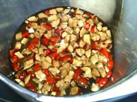 豆浆机版姜枣茶,加水