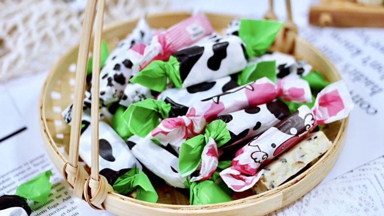 芝麻核桃糖,做法简单又营养丰富。