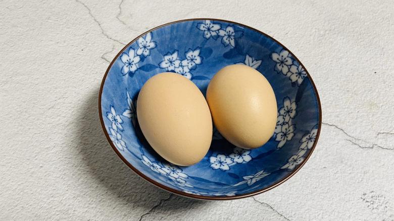 虾仁跑蛋,<a style='color:red;display:inline-block;' href='/shicai/ 9'>鸡蛋</a>两个