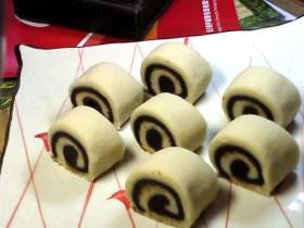 枣泥芸豆卷