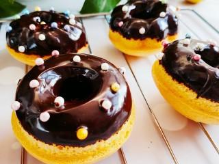 甜甜圈,成品图