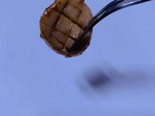 杏鲍菇炒牛肉,煎完的杏鲍菇很像鲍鱼哦;