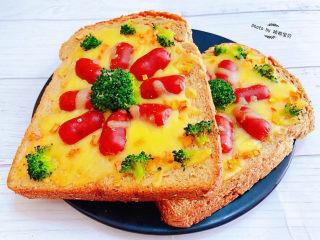 芝士面包片