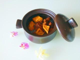 牛肉炖豆腐