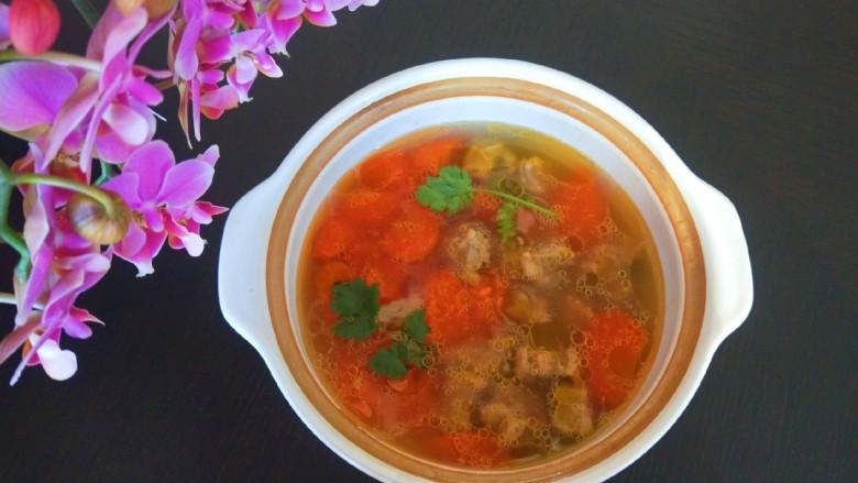 牛腩萝卜汤