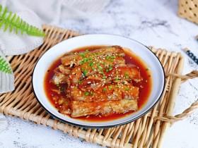 红烧糖醋带鱼
