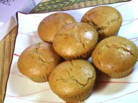 红糖枣香小蛋糕