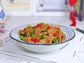 芹菜炒牛肉