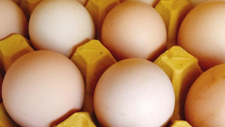 糖水鸡蛋,准备好鸡蛋🥚
