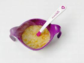 宝宝辅食:茄汁香菇猪肉疙瘩汤9M+