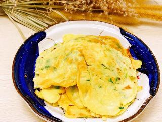 翡翠鸡蛋饼