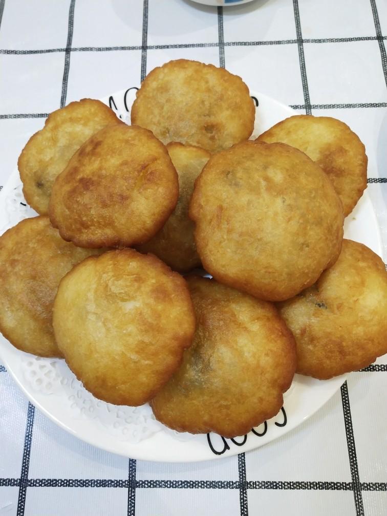 外酥里糯❗做法简单的炸糖糕