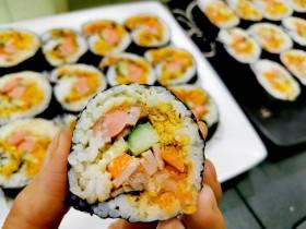 超级无敌美味又简单的寿司