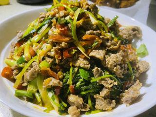 酸辣椒炒黄牛肉