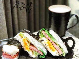 浅湘食光&海苔饭团