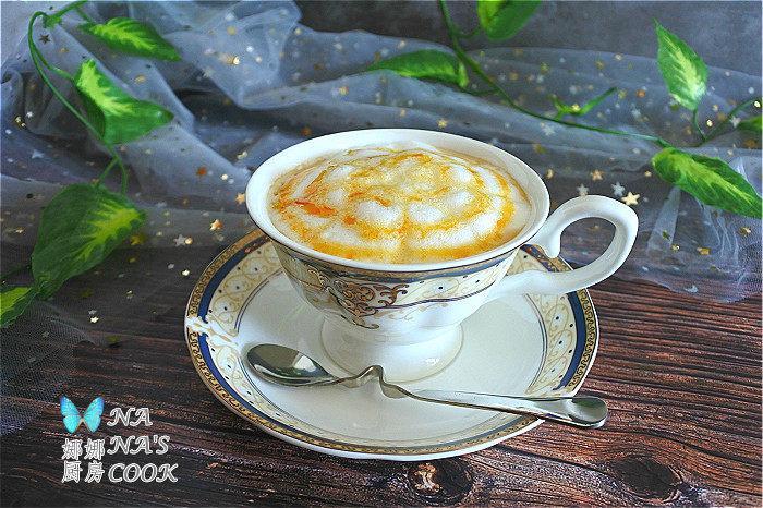 焦糖玛奇朵,零基础也可以完成的雕花咖啡