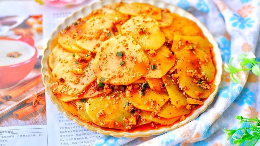 无敌下饭的香辣土豆片