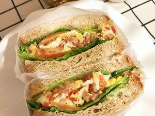 不一樣的三明治