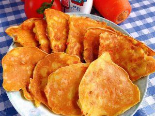雞蛋玉米餅,元氣早餐開吃啦!