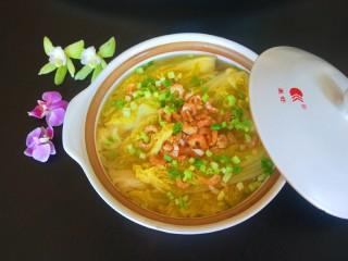 火腿炖白菜