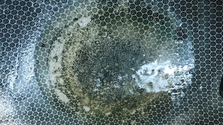 青瓜炒牛柳,热锅冷油