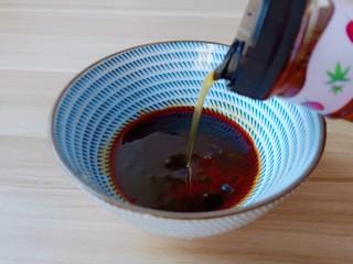 醋溜大白菜,果醋放半勺就可以。