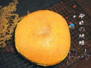 八寸小米大面包