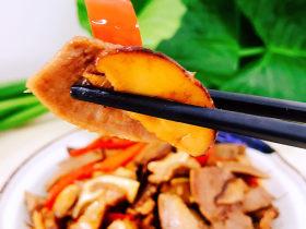 红尖椒炒猪舌