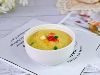 苹果小米粥,随时可以享用暖心粥,是不是特别方便呀!