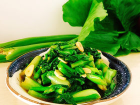 蚝油白菜苔