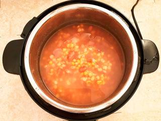 玉米渣粥,玉米渣粥熟了