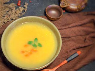 玉米渣粥,凉凉
