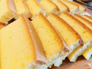 软绵绵滑嫩嫩的古早蛋糕