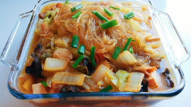 大白菜炖粉条