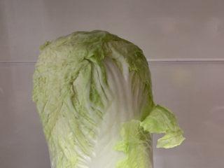 大白菜炖粉条,白菜