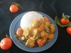 咖喱牛肉饭