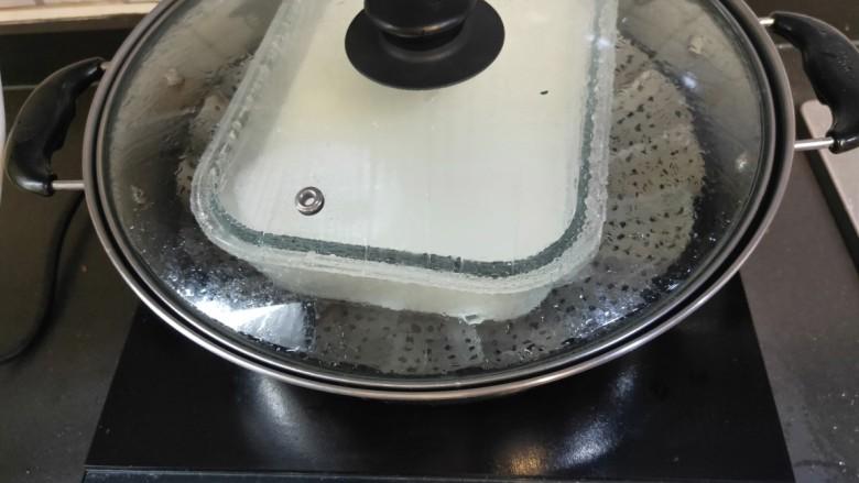 水果双皮奶🍒,关火后焖10分钟即可出锅