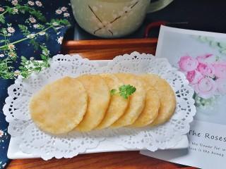 玉米渣煎饼