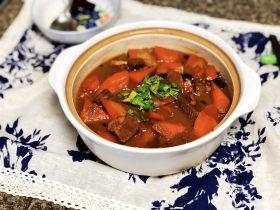 红红火火牛气冲天➕胡萝卜炖牛腩