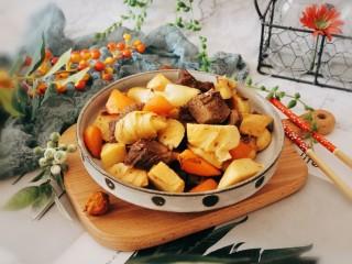 冬筍炒牛肉,美味下飯菜 我喜歡