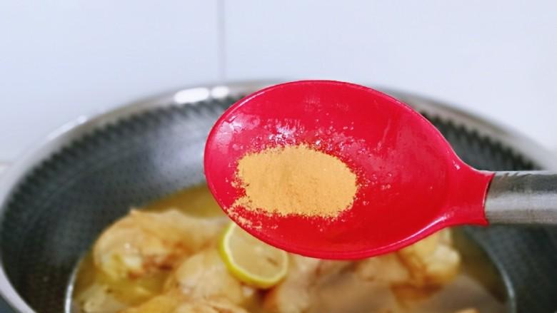 蜜汁鸡腿,再加入蜜汁调料。