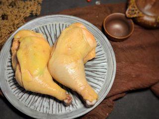 盐水鸡,出锅