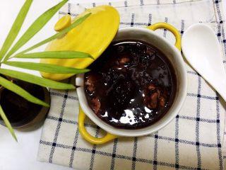 红枣黑米粥