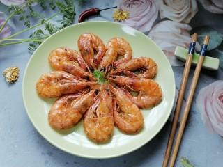 椒鹽基圍蝦