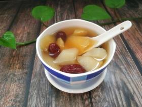 苹果雪梨汤