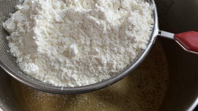 养生红枣糕,放面粉